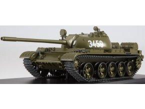 Start Scale Models - T-55, sovětská armáda, 1/43