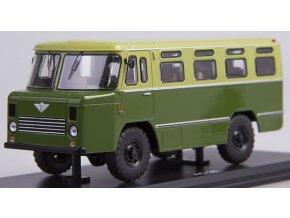 Start Scale Models -  AS-38, Autobus sovětské armády, 1/43