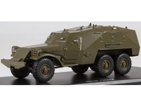 Start Scale Models - BTR-152K, sovětská armáda, khaki, 1/43