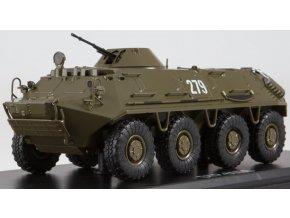 Start Scale Models - BTR-60PB, Sovětský obrněný transportér, 1/43
