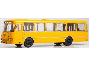 Start Scale Models -  LIAZ-677M, Městský autobus, žluto-bílý,  1/43