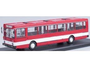 Start Scale Models -  LIAZ-5256, Městský autobus, červeno-bílý,  1/43
