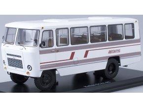 Start Scale Models -  Kuban G1A1-02, Autoklubový autobus,  1/43