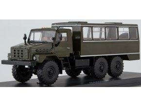 Start Scale Models - NZAS-4211 Vahta, URAL-4322, Autobus, 1/43