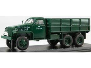 Start Scale Models - Studebaker US6 U3 valník, sovětská armáda, 1/43