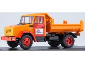 Start Scale Models - ZIL-MMZ-45085, sklápěčka, záchranná služba, 1/43