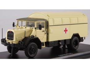 Start Scale Models - MAN 630 Kung, ambulance, 1/43