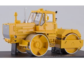 Start Scale Models - SD-802 (T-150), silniční válec, žlutý, 1/43