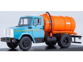 Start Scale Models - ZIL-4333, KO-520, cisternový vůz, 1/43
