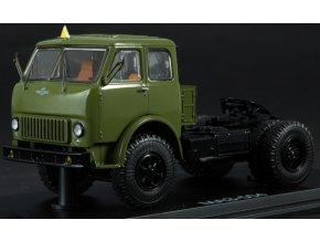 Start Scale Models - MAZ-504, nákladní tahač (khaki), 1/43