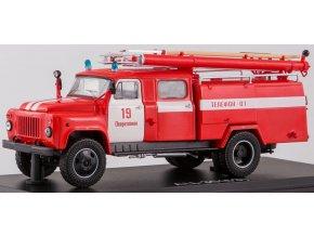 Start Scale Models - AC-30 (53-12)-106V, hasiči, No. 19, 1/43