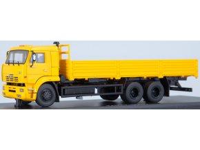 Start Scale Models - KAMAZ-65117, nákladní, žlutá, 1/43