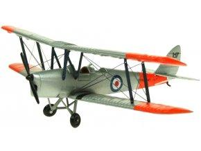 Aviation 72 - de Havilland DH82A Tiger Moth, XL717 Fleet Air Arm Museum Yeovilton, 1/72