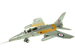 Aviation 72 - Folland Gnat T1, RAF Royal Air Force Trainer, XM693, 1990 Livery, Británie, 1/72