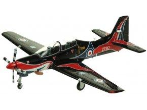 Aviation 72 - Short Tucano T1, RAF, Trainer ZF317, 2009 Display Season, Británie, 1/72