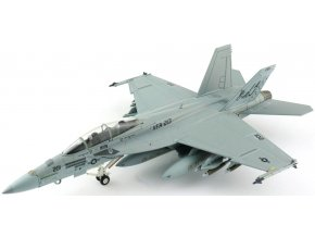 "HobbyMaster - McDonnell Douglas F/A-18F Super Hornet, US NAVY, USS George H W Bush, VFA-213, ""Operation Inherent Resolve 2017"", 1/72"