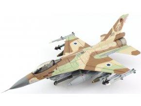 HobbyMaster - Lockheed F16C Barak, izraelské letectvo, 101 Sqn, Israel, 2010, 1/72