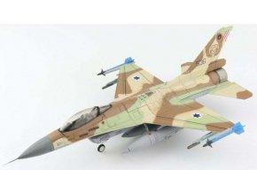 "HobbyMaster - Lockheed F16C Barak, izraelské letectvo, 101. Sqn., ""Exercise Blue Wings 2020"", 17. srpna 2020, 1/72"