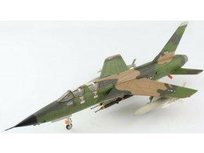 HobbyMaster - Republic F-105D Thunderchief, USAF, 355th TFW, 357th TFS, Leo Thorsness, Vietnam, 1967, 1/72