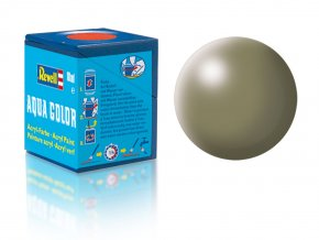 Revell - Barva akrylová 18 ml - č. 362 hedvábná šedavě zelená (greyish green silk), 36362