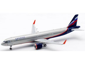 Aviation 200 - Airbus A321neo, dopravce Aeroflot, Rusko, 1/200