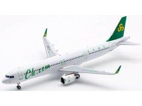 Aviation 200 - Airbus A321neo, dopravce Spring Airlines, Čína, 1/200