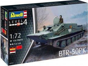 Revell - BTR-50PK, Plastic ModelKit  03313, 1/72