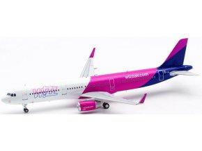 Inflight 200 - Airbus A321-200, společnost Wizz Air, Maďarsko, 1/200