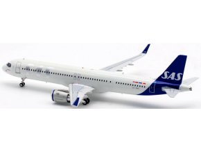 Inflight 200 - Airbus A321neo, dopravce SAS Scandinavian Airlines, Švédsko, 1/200
