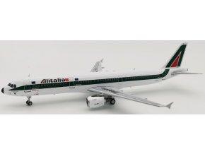 J Fox - Airbus A321-112, dopravce Alitalia, Itálie, 1/200