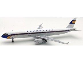 J Fox - Airbus A321-131, dopravce Lufthansa Retro Livery, Německo, 1/200
