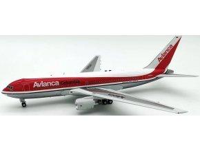 J Fox - Boeing B767-200, společnost Avianca, Kolumbie, 1/200