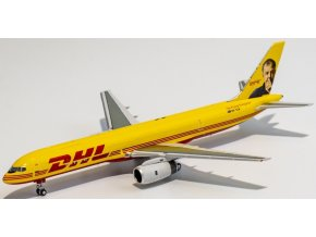 NG Model - Boeing B757-236(PCF), dopravce DHL, Jeremy Clarkson, Austrálie, 1/400