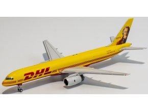 NG Model - Boeing B757-200PCF, dopravce DHL, James May, USA, 1/400