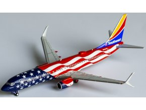 """NG Models - Boeing B737-800, dopravce Southwest Airlines """"Freedom One"""", USA, 1/400"""