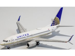 NG Models - Boeing  B737-700, dopravce United Airlines, USA, 1/400