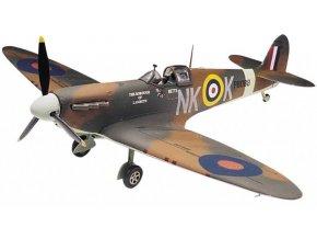 Revell - Spitfire MKII, Plastic ModelKit MONOGRAM 5239, 1/48