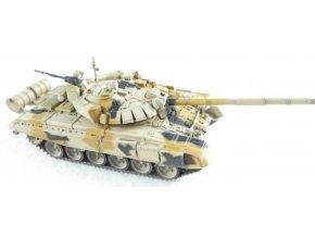 Model Collect - T-72BM, sovětská armáda, kamufláž, 2010, 1/72