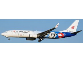 "JC Wings - Boeing B737-800, dopravce Air China, ""Beijing 2022 Olympic Winter Games"", klapky dolů, Čína, 1/200"