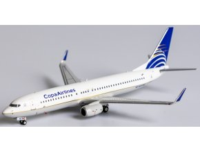 NG Model - Boeing  B737-800, dopravce Copa Airlines, HP-1537CMP, Panama, 1/400