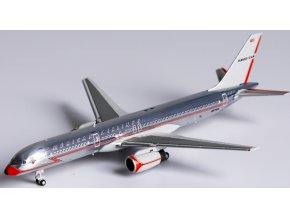 """NG Model - Boeing B757-200, dopravce American Airlines, """"757 Jet Flagship"""" Astrojet colors, USA, 1/400"""