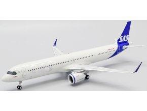 JC Wings - Airbus A321neo, společnost SAS Scandinavian Airlines, Švědsko, 1/200
