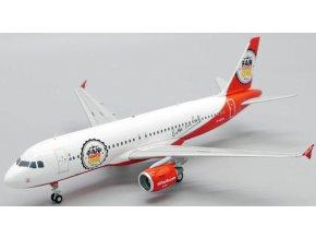"""JC Wings - Airbus A320, společnost Air Berlin """"Fan Force One"""", Německo, 1/200"""