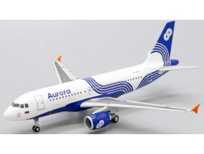 JC Wings - Airbus A319, letecká společnost Aurora, Rusko, 1/200