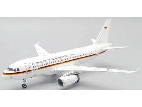 JC Wings - Airbus A319 (CJ), letecká společnost Luftwaffe German Air Force, Německo, 1/200