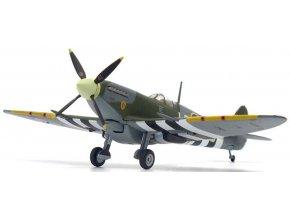 JC Wings - Supermarine Spitfire Mk.IX, RAF, No. 602 Squadron, Pierre Closterman, Anglie, červen 1944, 1/72