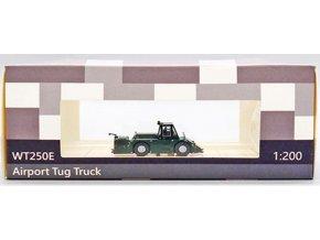 JC Wings - JASDF Pushback Tug, 1/200