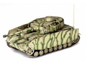 Dragon - Panzer IV Ausf. H s přídavným pancířem Schürzen, 1/72
