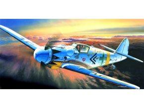 Academy - Messerschmitt Bf 109G-14, Model Kit 12454, 1/72