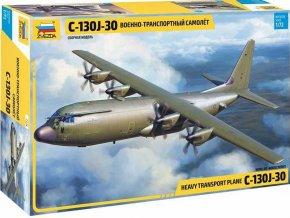 Zvezda - C-130 J-30, Model Kit letadlo 7324, 1/72